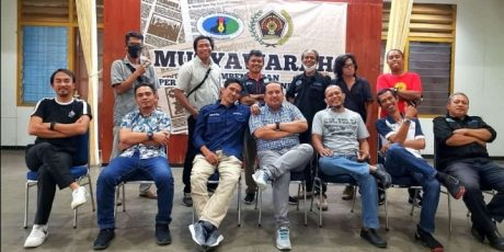 Husni Diminta Pimpin PWI Cabang, Ketua PWI Babar De Fakto Exefisio Ketua Pokja