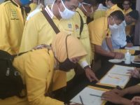 Fraksi Partai Golkar Kota Jaring Asmara Lewat Pengurus PK