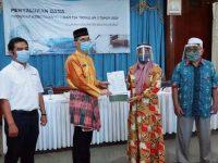 15 Pelaku UMKM Babar Terima Rp 980 Juta, Program Kemitraan PT Timah Triwulan III-2020