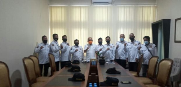 Walikota Terima Kunjungan Pokdar Kamtibmas Pangkalpinang