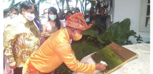 Tins Galery, Hadiah 263 Tahun Pangkalpinang Dari PT Timah