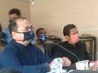 Gubernur Minta Jurnalis Juga Diperhatikan Sebagai Garda Terdepan Penanganan Covid-19