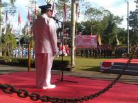 HUT RI Ke-75 di Kabupaten Belitung, Tetap Mematuhi Protokol Kesehatan Covid-19