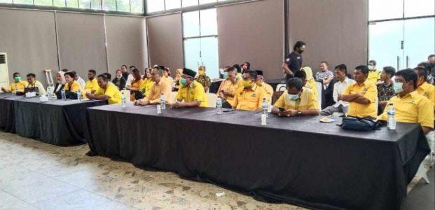 Konsolidasi Dengan Soliditas, 'Arena' Pilkada Jadi Prioritas