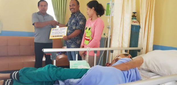 Bantu Biaya Berobat Penderita Tumor Ganas