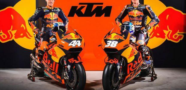KTM Masuk MotoGP Berkat Pengalaman Di Kejuaraan Lain