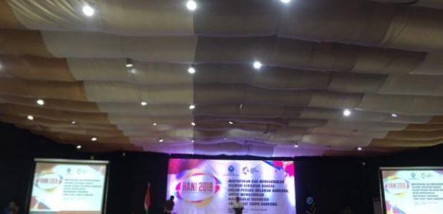 Peringati Hari Anti Narkotika Indonesia, Kepala BNNP Babel Beberkan Strategi Berantas Narkoba