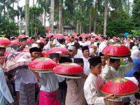 Budaya Bangka, Tradisi Nganggung